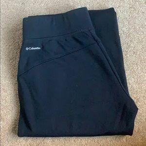 Columbia sweat pants